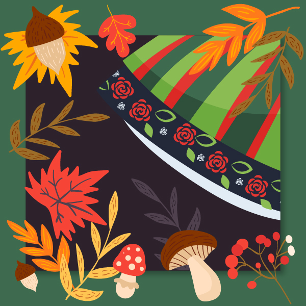 jesienny kujawiaczek tekst